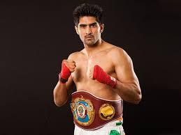 Boxing - Vijender Singh Vs Artysh Lopsan